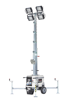 Towerloop - Lighting tower without engine – Italtower