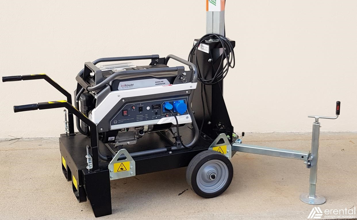 Generatore Arion 6000
