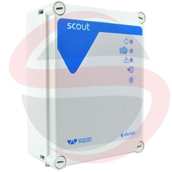 Quadro elettronico con controllo wi-fi SCOUT