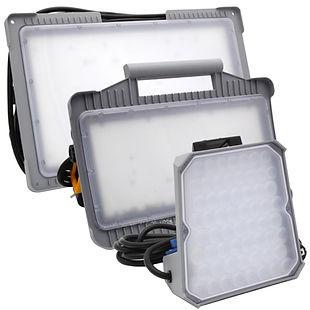 Worksite LED - luci da cantiere ad alta potenza