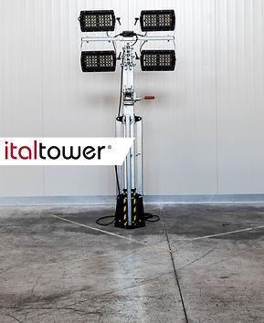 Stabilizzatori torre faro senza motore Mt