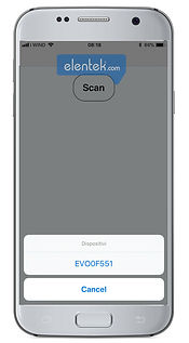 App smart evo 2 associa dispositivo