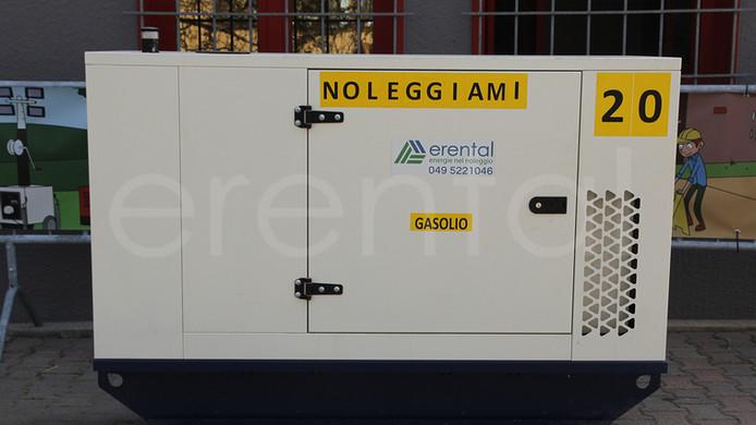 Generatore Titano 20P