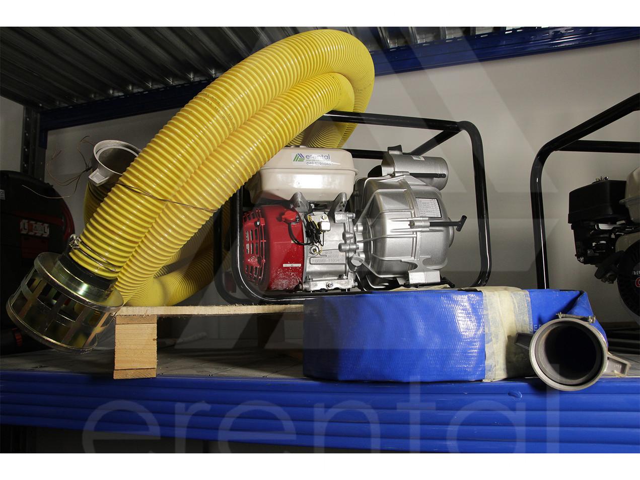 Motopompa WPT 30 acque scure