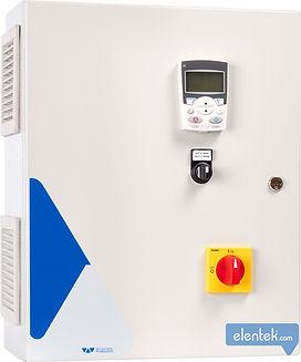 Vartek Plus - Elentek control panel with inverter