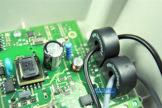 Scheda elettronica quadro per pompe trituratrici