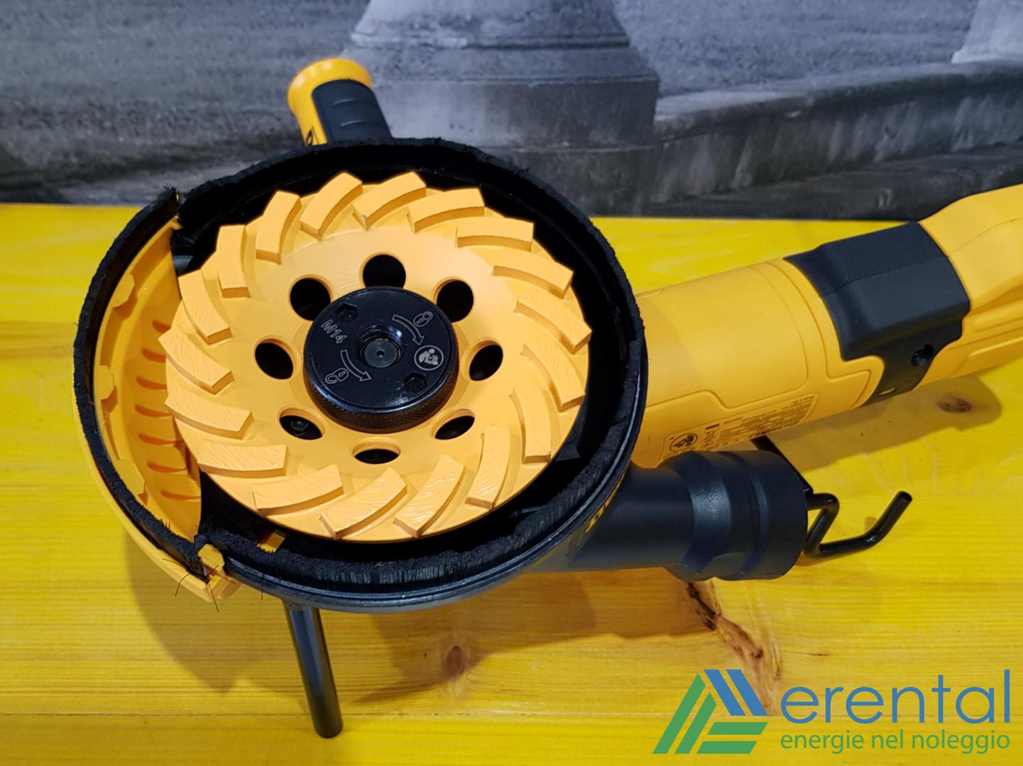 Smerigliatrice angolare 125mmDWE4257