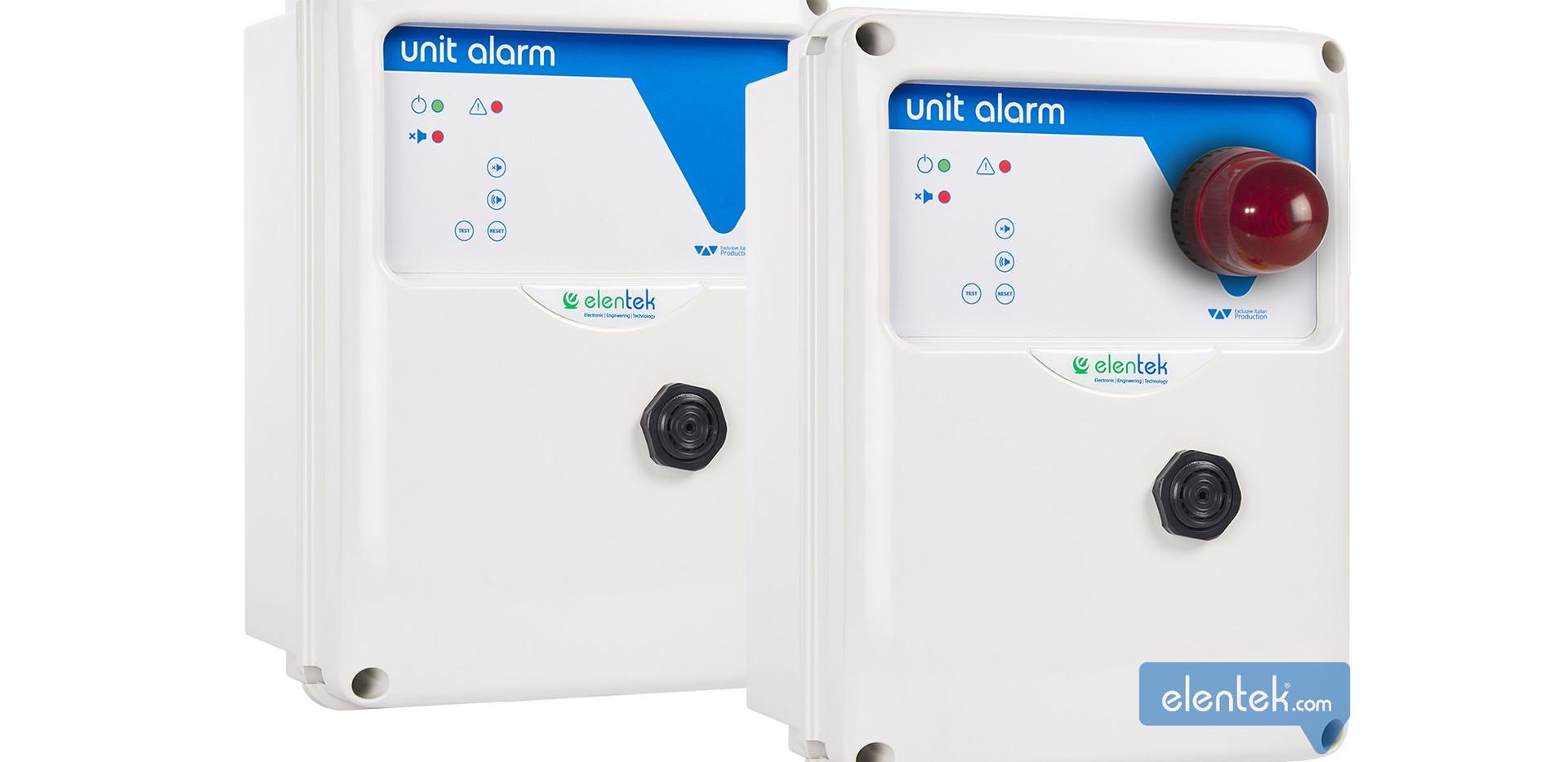 Unit Alarm