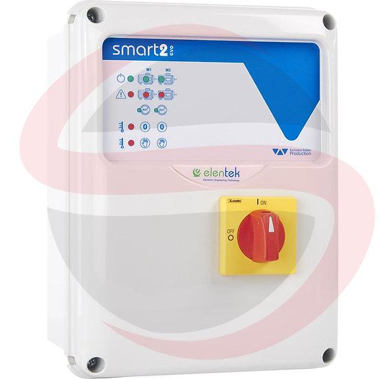Quadro elettrico per sistemi di pompaggio e di drenaggio SMART EVO 2
