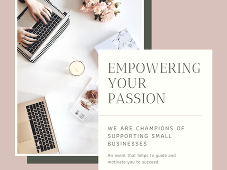 Empowering your Passion