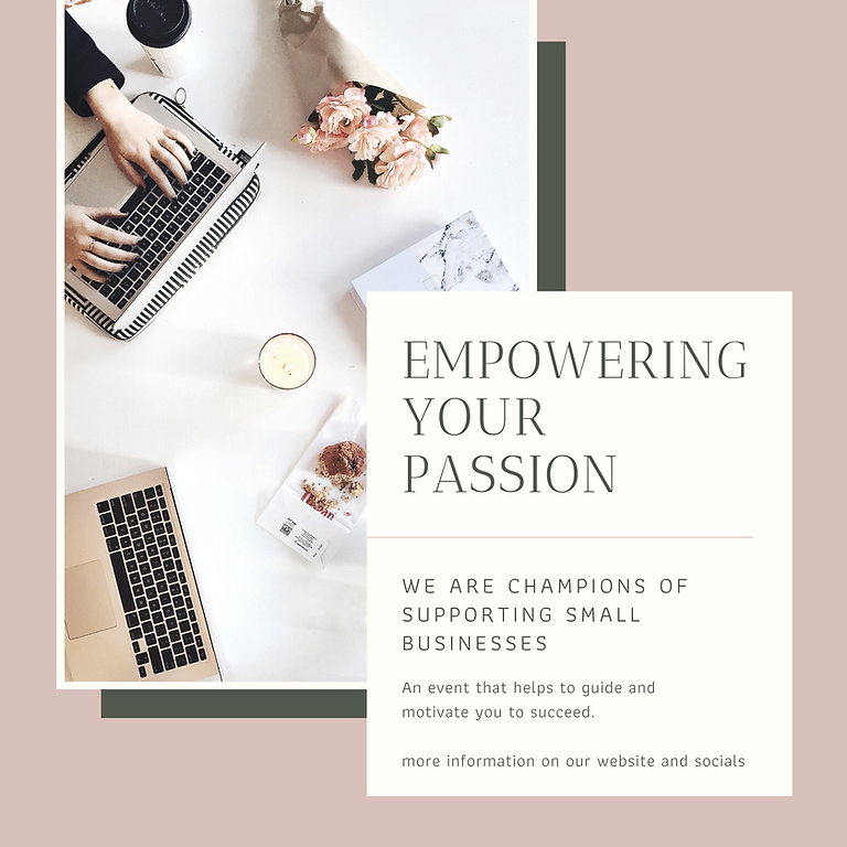 Networking Event- Empowering your Passion