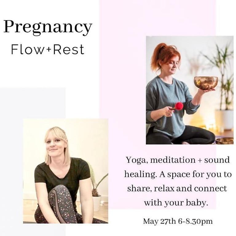 Pregnancy yoga workshop