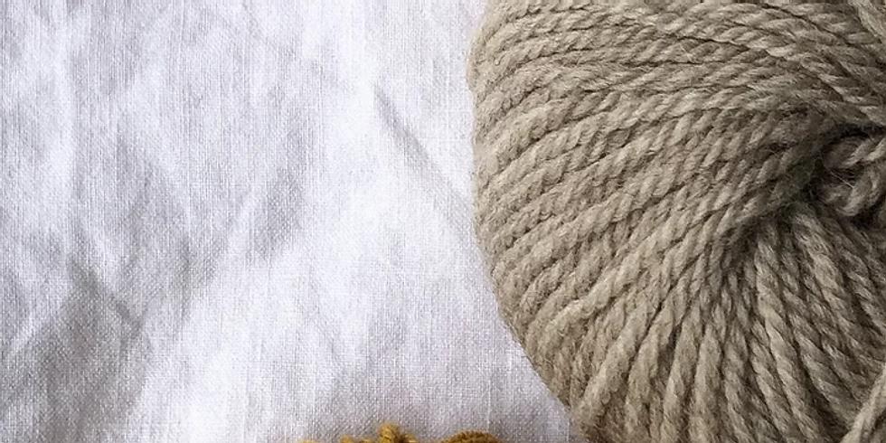 Candyfloss Crochet Taster session