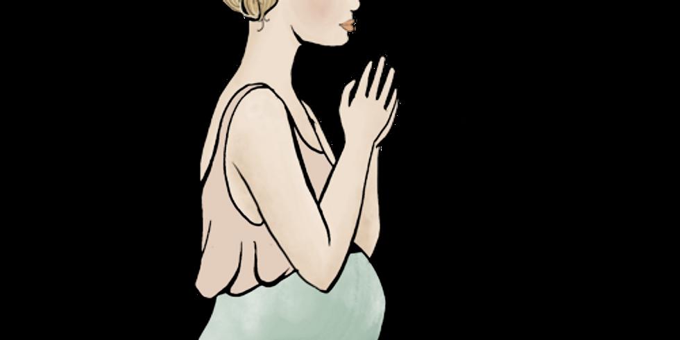 Pregnancy Yoga- Breathing Space Yoga
