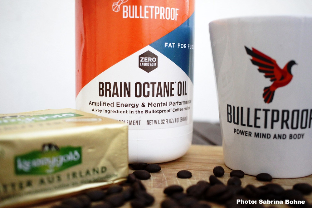 Bulletproof Coffee (by Sabrina Bohne)