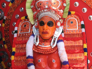 Kannur - The Land of Theyyam