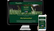 Country Club Hydroseeding Website