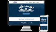 Rent-A-Tent Website
