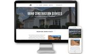 Rhino Construction Services Website