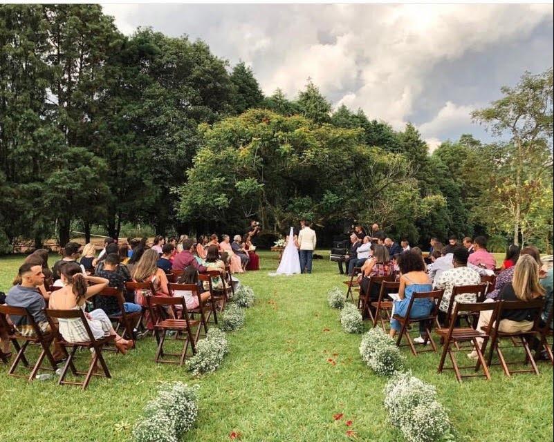 Pulpito dos noivos