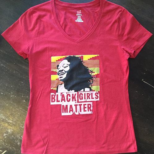 Black Girls Matter T-Shirt