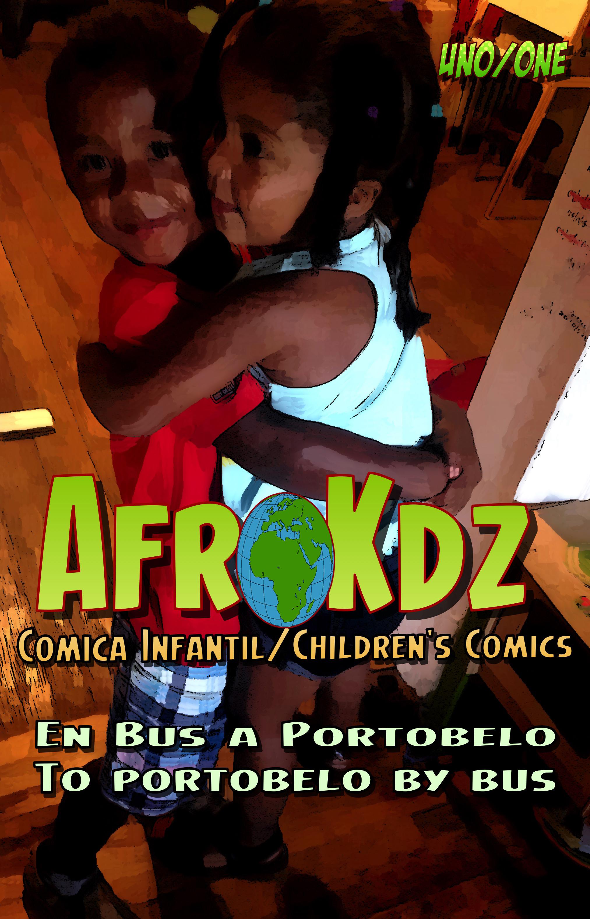 Afrokdz cover