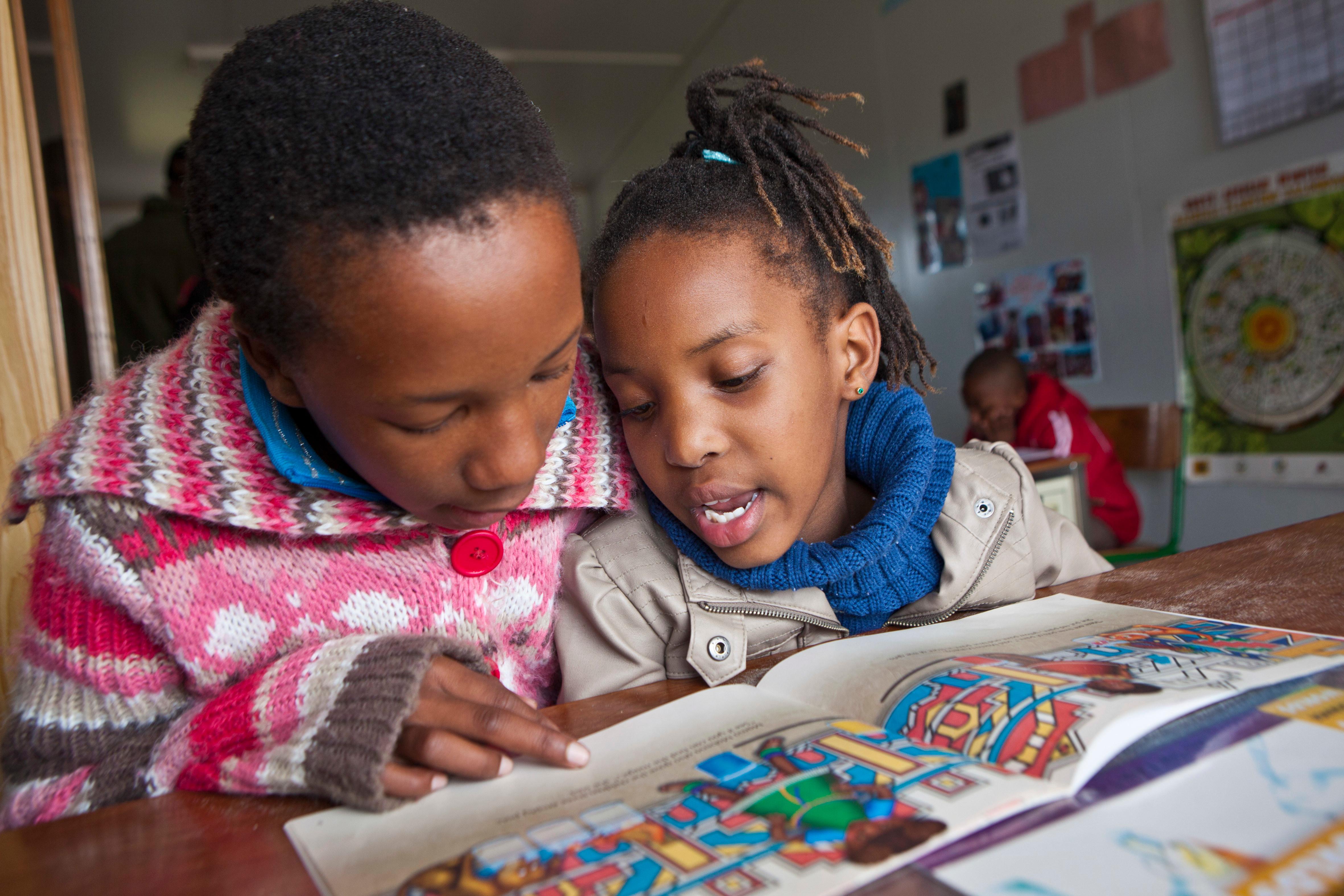 Afroresitance Children's Book Reading