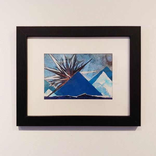 North Star Rising (Blue) - Allison Belolan