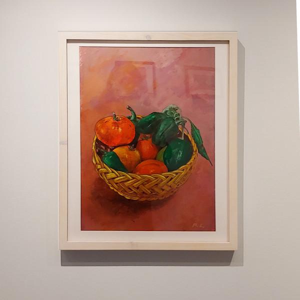 Robin's Harvest #3 - Richard Levine