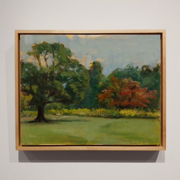 Autumn Landscape, Waveny Park, New Canaan, CT - Stacey Creem