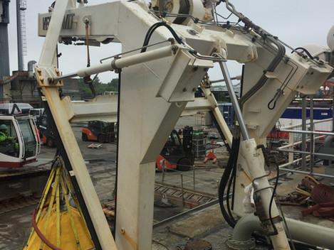 Load testLSA equipments