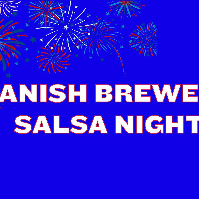 Vanish Brewery Salsa Night - July 2021