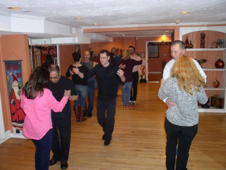 Everyone's invited to cut loose, footloose, at a Leesburg dance studio