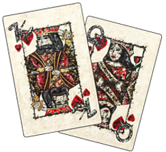King & Queen of Hearts Membership