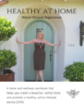 Cover of Healthy at Home_ Home and Welln