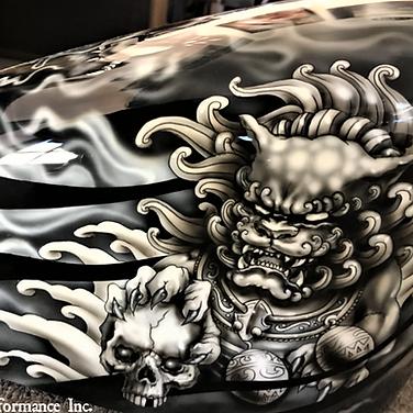 Japanese Tattoo Bike