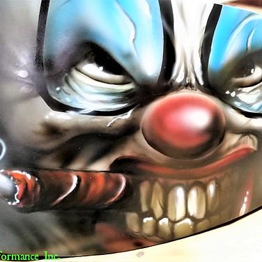 Clown Bike
