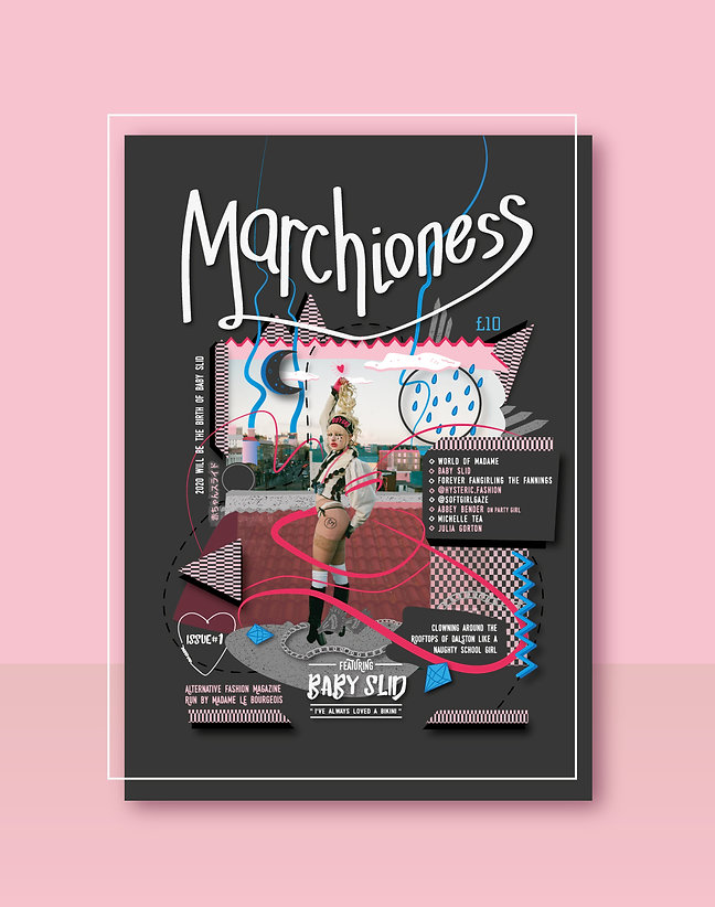 Marchioness Magazine - ISSUE 1