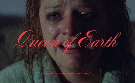 Screen Queen: Queen of Earth (2015)