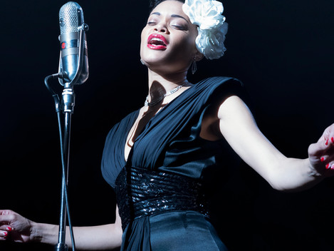 Screen Queen: The United States Vs. Billie Holiday (2021)