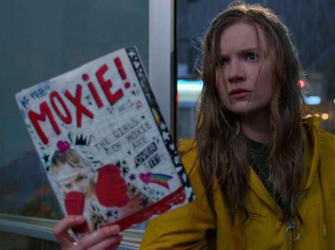 Literary Salon & Screen Queen: Moxie (2015 & 2021)