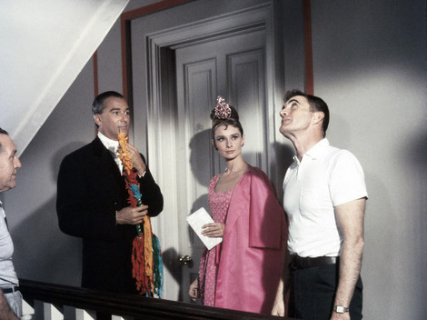 Screen Queen & Literary Salon: Breakfast at Tiffany's: Comparing the Two Hollys