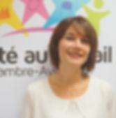 Sabine GUMEZ Infirmière Santé Travail Sambre Avesnois