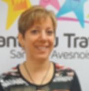 Karine GIACOBBI secrétaire médicale Santé Travail Sambre Avesnois