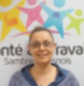 Ingrid GUTMANN secrétaire médicale Santé Travail Sambre Avesnois