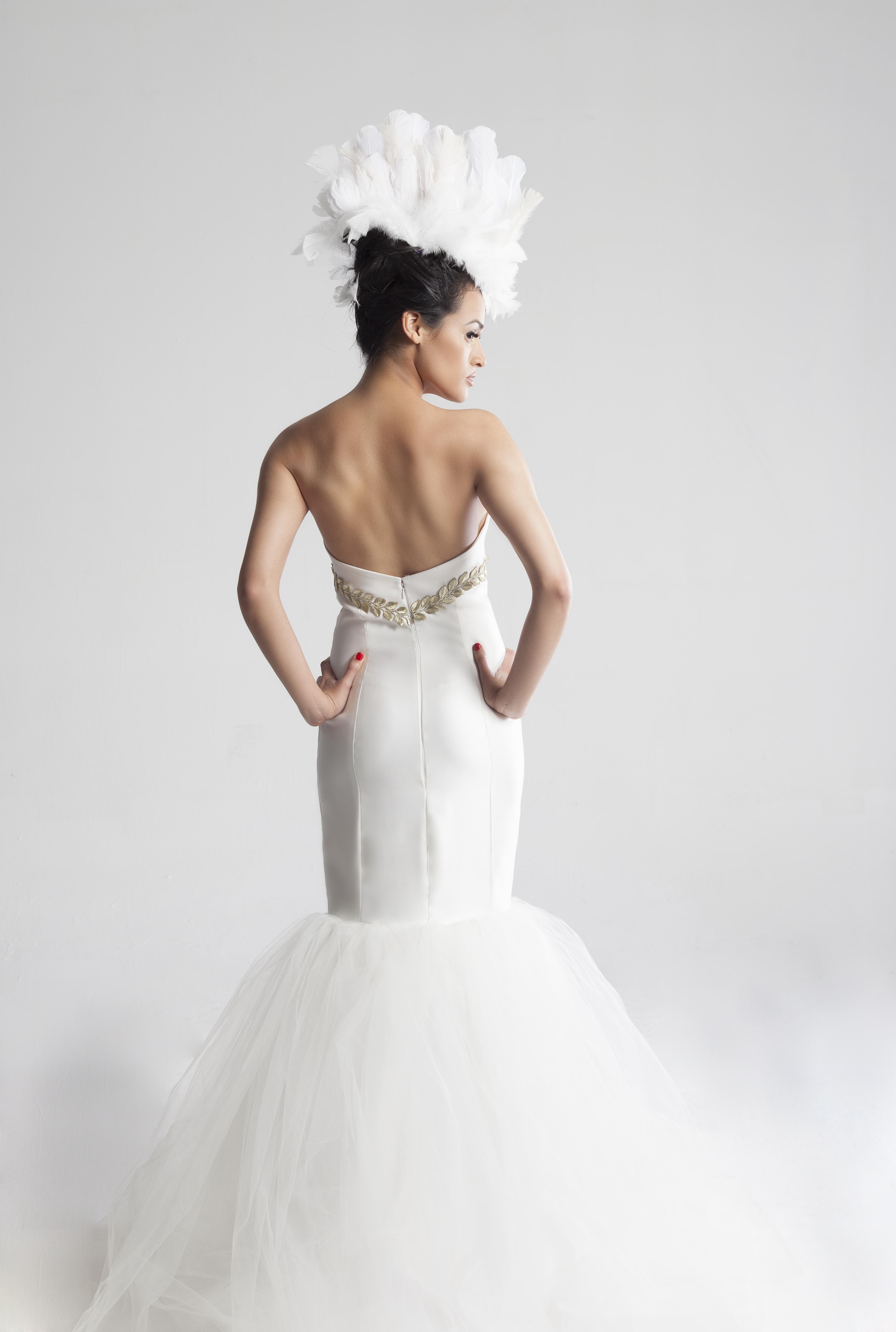 ASHAKA GIVENS BRIDAL 2015