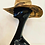 Thumbnail: ASHAKA GIVENS Wide Brim-Camouflage Fedora Hat With Interchangeable Bands