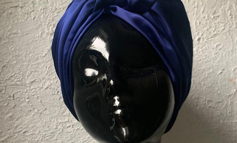 The No-Tie Turban Wrap