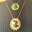 Thumbnail: Afro Medallion Necklace