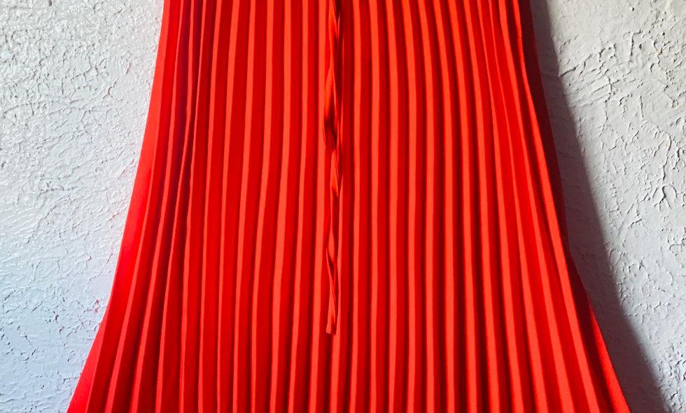 ASHAKA GIVENS Pleated Skirt